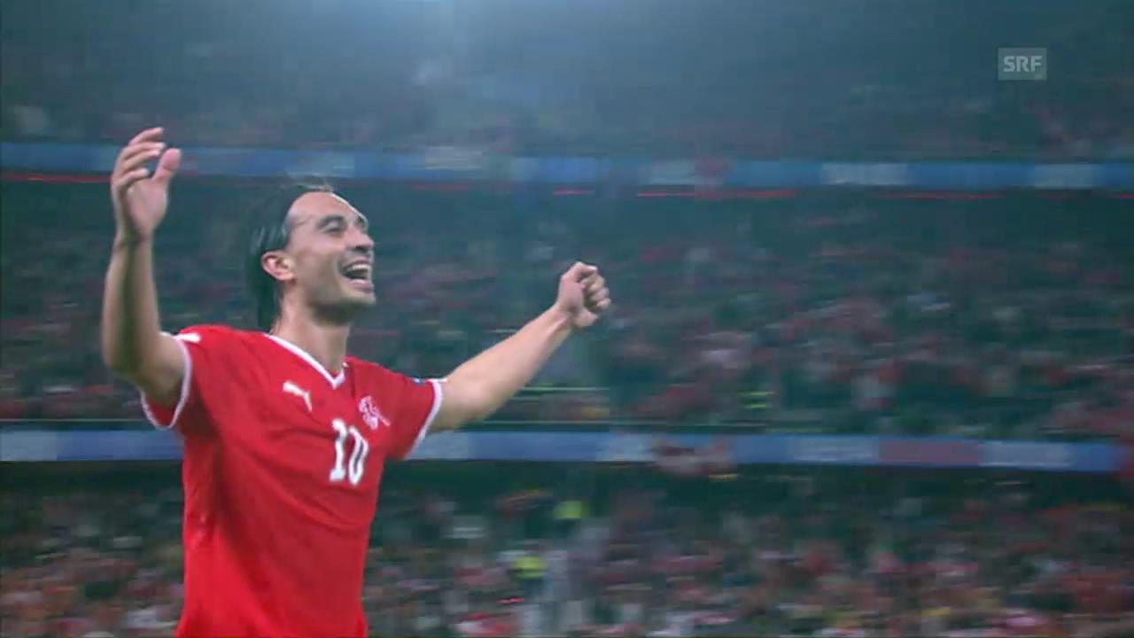 EM 2008 - Yakin trifft gegen Portugal doppelt