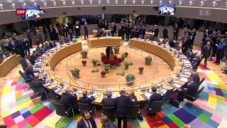 Video «Brüssel zeigt Härte beim Brexit» abspielen