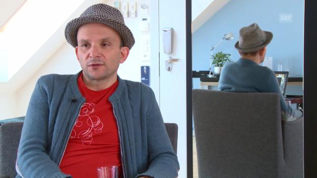 Video «Drei Fragen an Regisseur Karim Patwa» abspielen