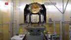 Video «Weltall-Satellit zum ersten Mal in Zürich Seebach» abspielen