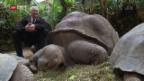 Video «Der Herr des Zoos tritt ab» abspielen