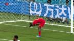 Video «WM-Spiel um Rang 3: Wird es wieder lustig?» abspielen