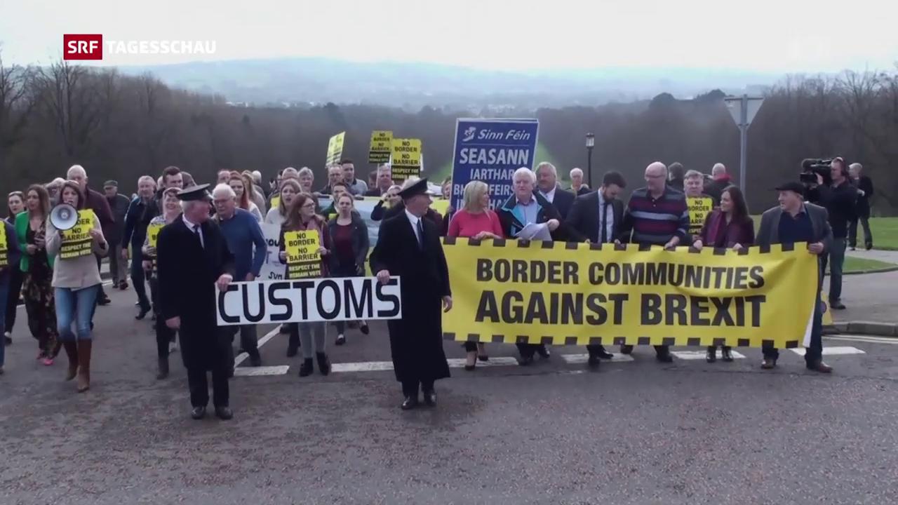 Regierungskrise in Nordirland
