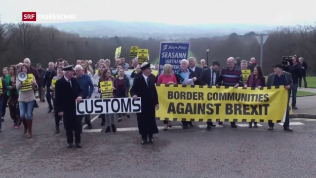 Video «Regierungskrise in Nordirland» abspielen