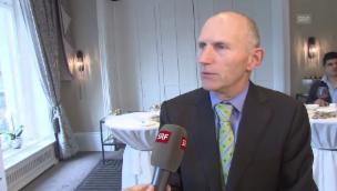 Video «Enttäuschung bei Andreas Burgener, Direktor Auto-Schweiz» abspielen