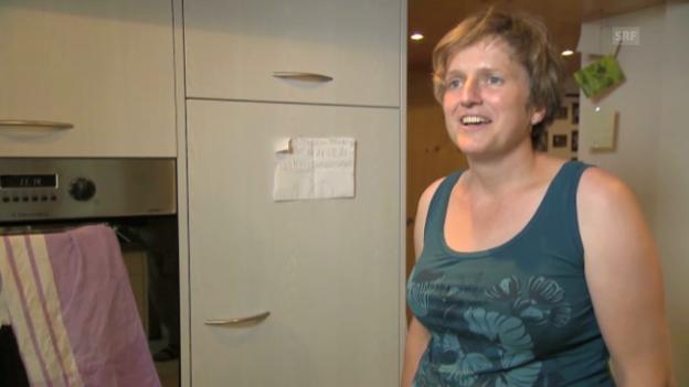Video «Landfrauenküche: Ein Blick in Ernas Kühlschrank» abspielen