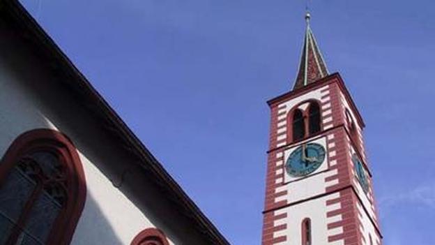 Glockengeläut der reformierten Kirche in Liestal