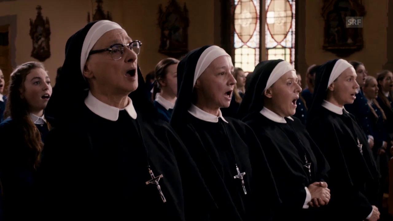 Trailer «La passion d'Augustine»