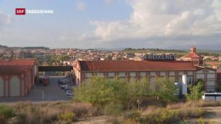 Video «Puigdemont im Schwitzkasten der Wirtschaft» abspielen
