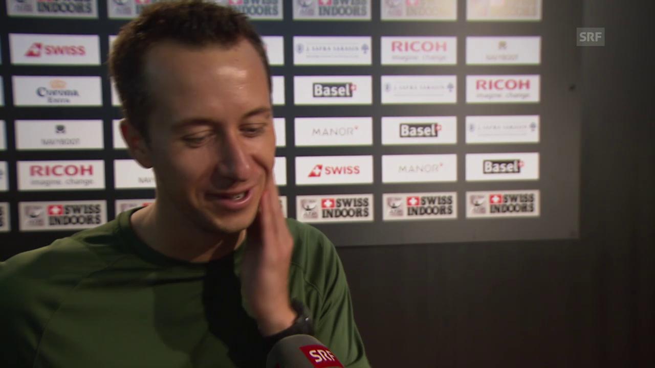 Tennis: ATP Basel, Quiz Kohlschreiber
