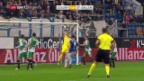 Video «Fussball: Super League, 12. Runde, Luzern - St. Gallen» abspielen