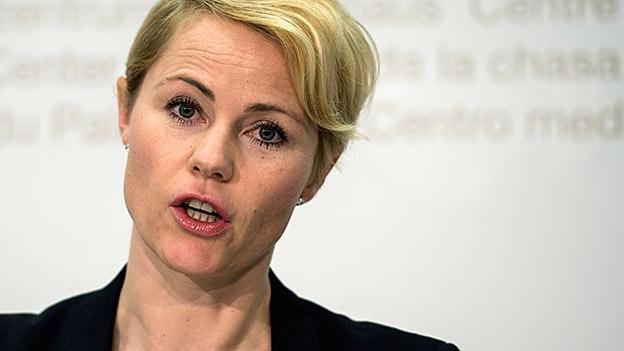 Natalie Rickli: «Ich kandidiere nicht für den Bundesrat»