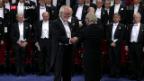 Video «Nobelpreisträger werden gefeiert» abspielen