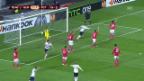 Video «Europa League: Benfica - Tottenham» abspielen