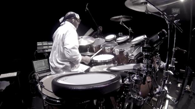 Video ««Das Schlagzeug ist mein Schutzschild.»» abspielen