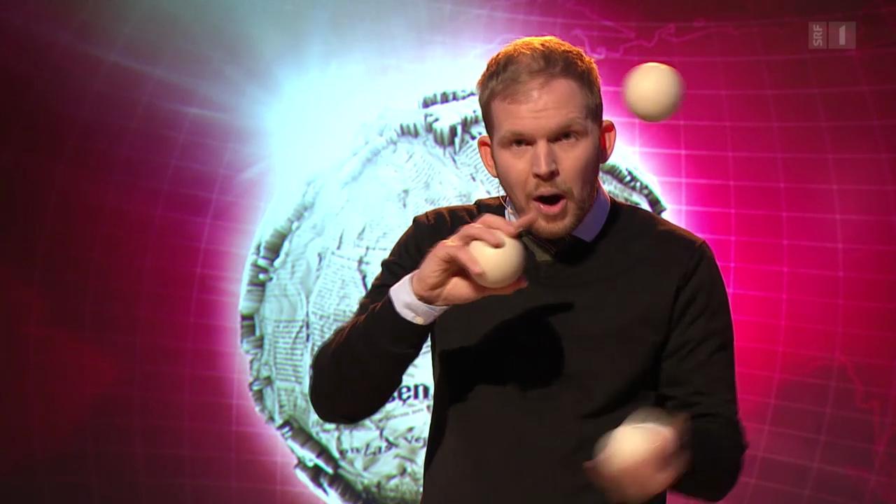 Timo Wopps Lebenshilfe zu komplexen Herausforderungen