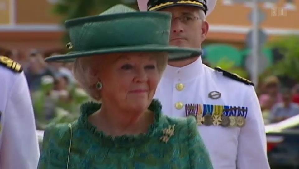 Prinzessin Beatrix im Spital