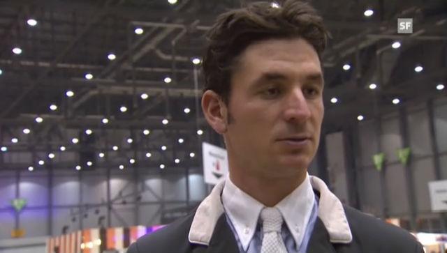 Top-Ten-Final: Interview mit Steve Guerdat (französisch)