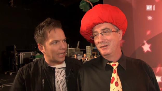 Video «Die vierte Sendung vom 8. Februar 2012» abspielen