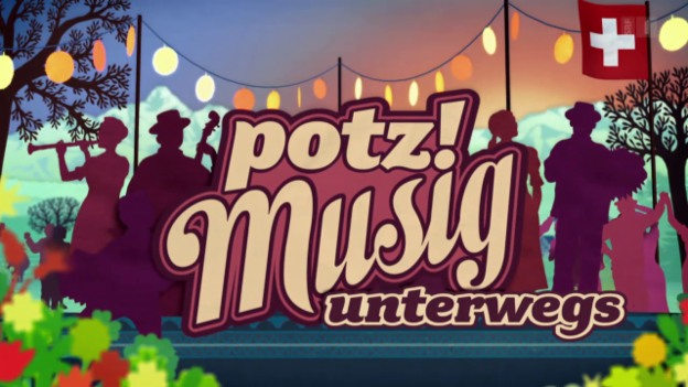 Video ««Potzmusig unterwegs» am Volksmusik-Festival in Rapperswil» abspielen
