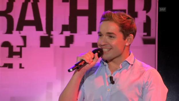 Video «Daniel Küblböck mit «No destroces mi corazón»» abspielen