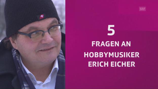 Video «5 Fragen an Erich Eicher» abspielen