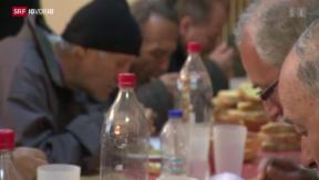 Video «Griechenlands Rentner am Existenzminimum» abspielen