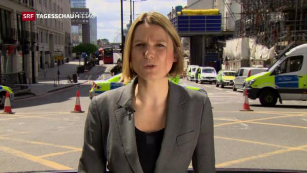 Video ««Hier waren es drei Täter und das ist besorgniserregend.»» abspielen