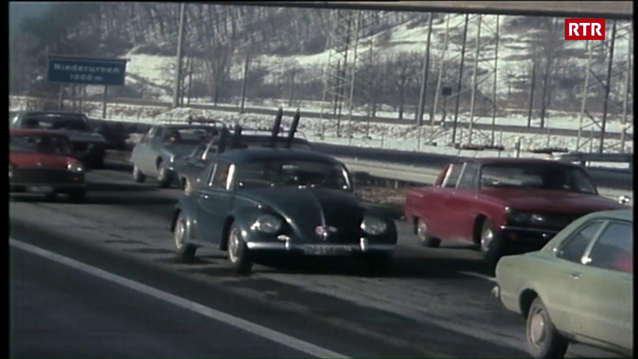 Colonna al Lai Rivaun - Tagesschau dals 26-12-1975