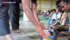 Video «Flüchtlings-Drama in Südostasien» abspielen