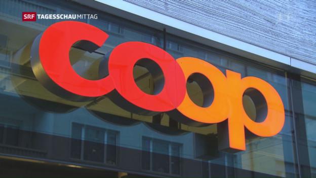 Video «Coop übernimmt Tankstellenshop-Betreiber» abspielen