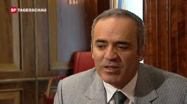 Interview mit Garry Kasparow