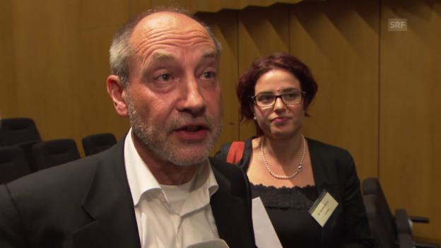 Video «Ernst Reichmann will jetzt durchstarten» abspielen