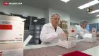 Video «Handelskammer Deutschland-Schweiz besorgt» abspielen