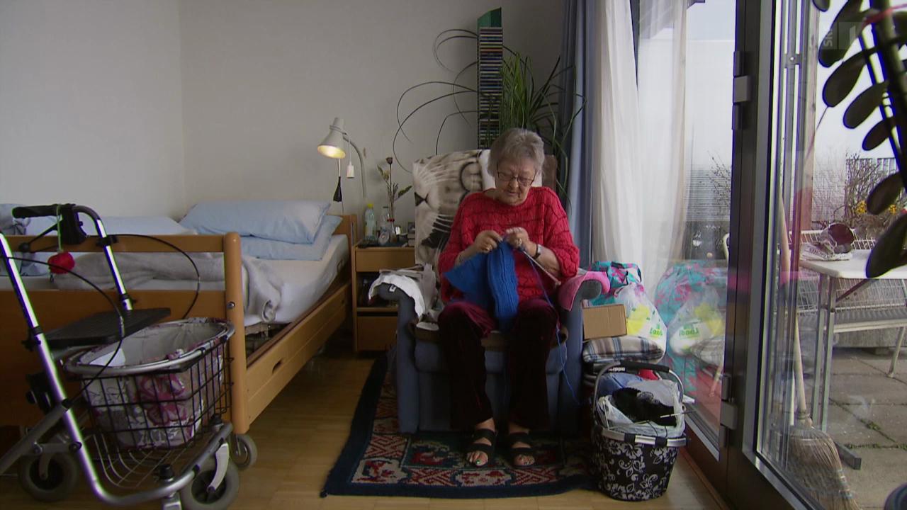 Teure Pflegeheime: Müssen auch die Verwandten zahlen?