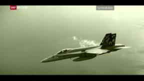 Video «F/A-18: Hinweise auf Fehler bei Flugsicherung» abspielen