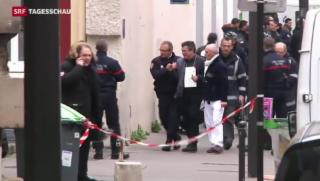 Video «Zwölf Tote bei Anschlag auf islamkritisches Satiremagazin» abspielen