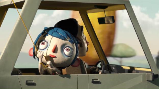 Video ««Ma vie de courgette» (Trailer)» abspielen
