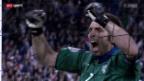 Video «Italiens Legende Gianluigi Buffon im Porträt» abspielen