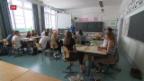 Video «Warum der Trend zum 10. Schuljahr auf Kritik stösst» abspielen
