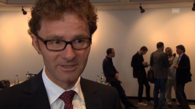 Video «SGB-Chefökonom Lampart über die Lohnforderung» abspielen