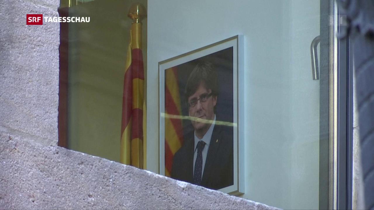 Carles Puigdemont hat sich nach Belgien abgesetzt