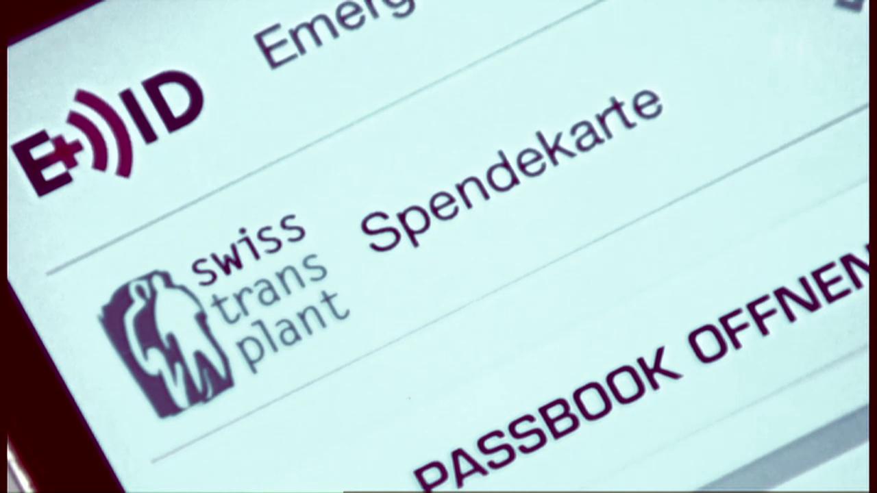 Spenderorgane – In der Schweiz wäre mehr zu holen