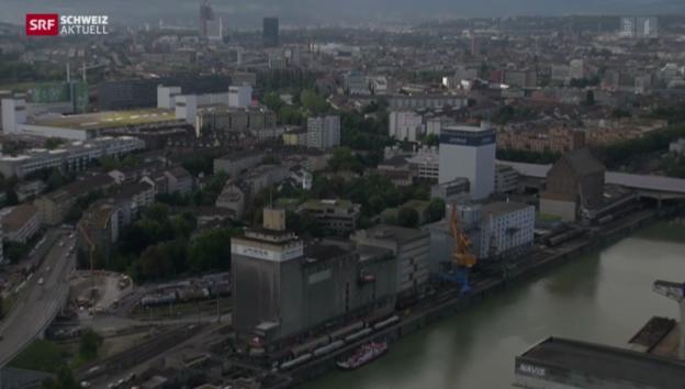 Video «Kleinhüningen: Ein Quartier und sein Hafen» abspielen