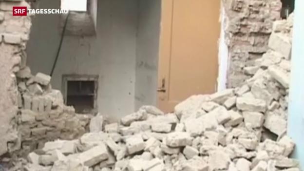 Video «Erdbeben in Afghanistan» abspielen