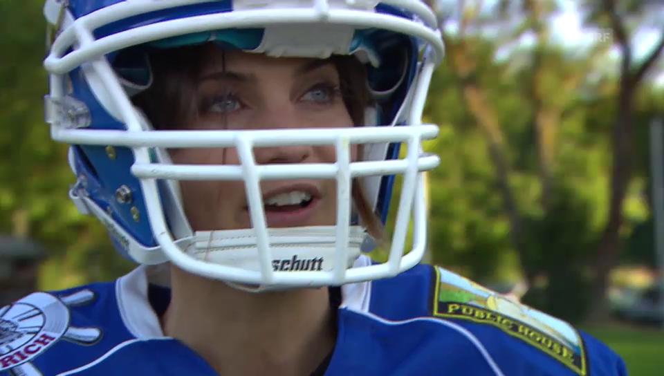 Frey von Sinnen – Folge 3: American Football