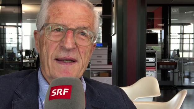 Video ««Lektionen fürs Leben» mit Rolf Lyssy: Wiederholungen» abspielen