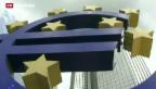 Video «Euro-Wechselkurse unter Druck» abspielen