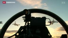 Video «Putin schickt Kriegsschiffe» abspielen
