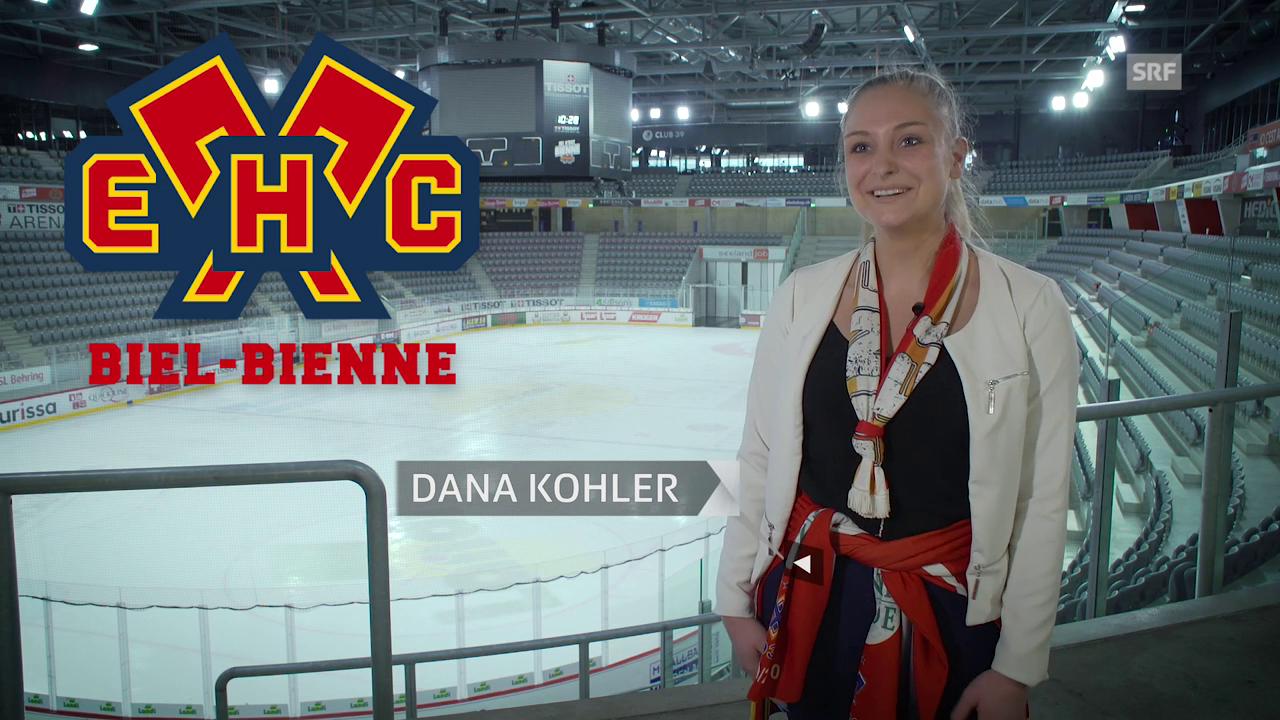 Für Dana ist Hockey Sport in (Un)perfektion